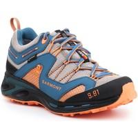 Čevlji  Moški Pohodništvo Garmont 9.81 Trail Pro III GTX 481221-211 blue, orange, grey