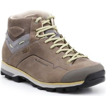Čevlji  Ženske Pohodništvo Garmont Germont Miguasha Nubuck GTX A.G. W 481249-612 brown, grey