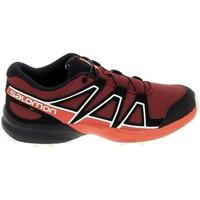 Čevlji  Otroci Nizke superge Salomon Speedcross K Rouge Noir Rdeča