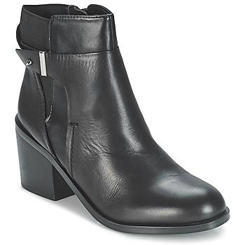Čevlji  Ženske Gležnjarji Aldo BECKA Črna
