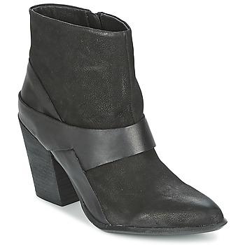 Čevlji  Ženske Gležnjarji Aldo KYNA Črna