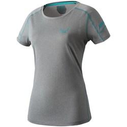 Oblačila Ženske Majice s kratkimi rokavi Dynafit Transalper W SS Tee Siva