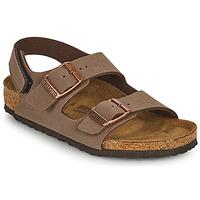 Čevlji  Dečki Sandali & Odprti čevlji Birkenstock MILANO HL Kostanjeva