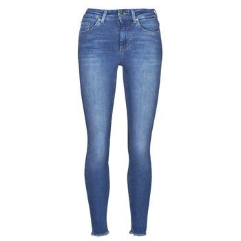 Oblačila Ženske Kavbojke slim Only ONLBLUSH Modra