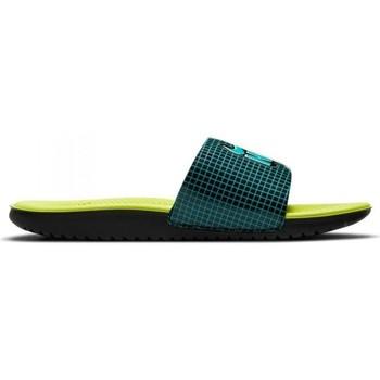 Čevlji  Otroci Natikači Nike PALAS UNISEX NIÑO  KAWA SLIDE SE1 CW1657 Modra