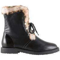 Čevlji  Ženske Škornji za sneg Högl Cuddly Schwarz Boots Black