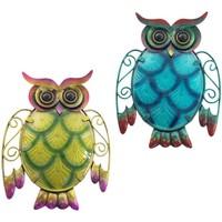 Dom Kipci in figurice Signes Grimalt Mala Sova Set 2 Enoti Multicolor