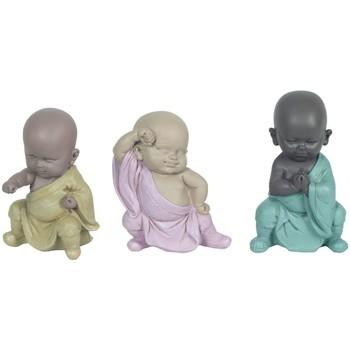 Dom Kipci in figurice Signes Grimalt 3. Različne Buda V Boj Multicolor