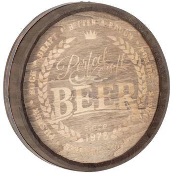Dom Dekoracija za zabave Signes Grimalt Stenski Okras Beer Marrón