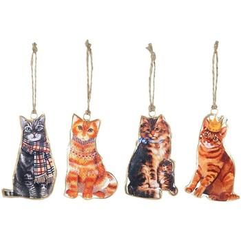 Dom Dekoracija za zabave Signes Grimalt Cat Obešanje Na September 4 U Multicolor