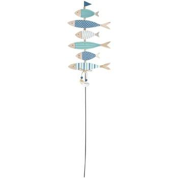 Dom Dekoracija za zabave Signes Grimalt Adorno Palo Fish Multicolor