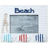 Dom Okvirji za slike Signes Grimalt Frame Photo Beach Z Ribami Multicolor