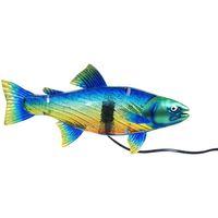 Dom Namizne svetilke Signes Grimalt Namizni Lamp Fish Azul