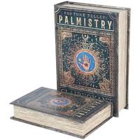 Dom Kovčki in škatle za shranjevanje Signes Grimalt Knjiga Palmistry 2U Škatle Verde