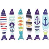 Dom Kipci in figurice Signes Grimalt Magnetne Set 6 Enot Multicolor