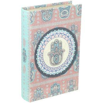 Dom Kovčki in škatle za shranjevanje Signes Grimalt Fatima Hand Knjiga Box Multicolor