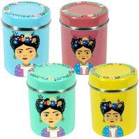 Dom Košare, škatle in košarice Signes Grimalt Tea Box September 4 Enote Multicolor