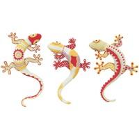 Dom Kipci in figurice Signes Grimalt 3. Različne Lizard Septembra 3U Multicolor