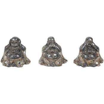 Dom Kipci in figurice Signes Grimalt Buda 3 Različni Set 3U Plateado