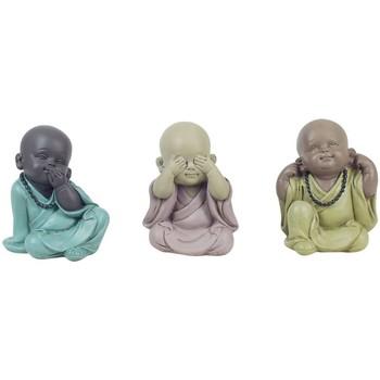 Dom Kipci in figurice Signes Grimalt Buda Videti, Slišati, Govoriti 3U Multicolor