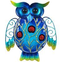 Dom Kipci in figurice Signes Grimalt Stenska Svetilka Owl Azul