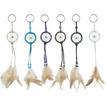 Dom Kipci in figurice Signes Grimalt Dreamcatcher Keychain Set 6U Multicolor