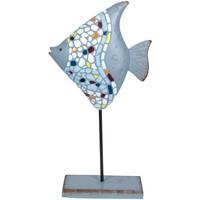 Dom Kipci in figurice Signes Grimalt Ribe Trencadís Azul