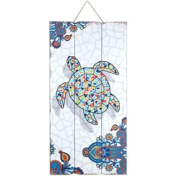Dom Slike, platna Signes Grimalt Wall Plošča Turtle Multicolor
