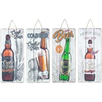 Dom Slike, platna Signes Grimalt Wall Plate Beer 4 Dif. Multicolor