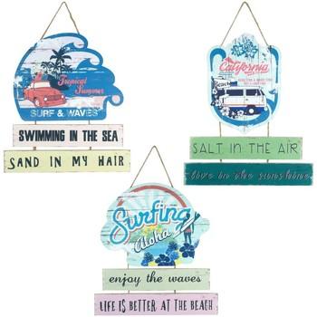 Dom Slike, platna Signes Grimalt Wall Hanging Surf 3 Dif. Multicolor