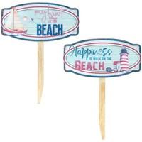 Dom Slike, platna Signes Grimalt Adorno Beach 2 Različne Azul