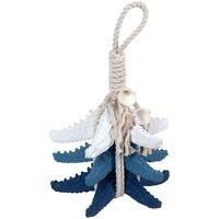 Dom Dekoracija za zabave Signes Grimalt Starfish Privesek Multicolor