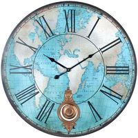 Dom Ure Signes Grimalt Svetovna Stenska Ura Azul