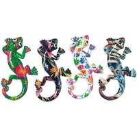 Dom Kipci in figurice Signes Grimalt Magnetna Lizard 4 Dif. Multicolor