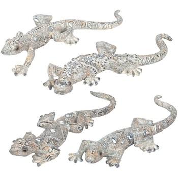 Dom Kipci in figurice Signes Grimalt Lizard 4 Dif. Plateados Crudo