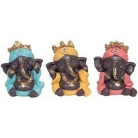 Dom Kipci in figurice Signes Grimalt Ganesh Ni Videti, Slišati, Govoriti 3U Multicolor
