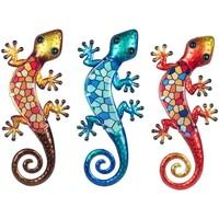 Dom Kipci in figurice Signes Grimalt Steklo Lizard 3U Multicolor