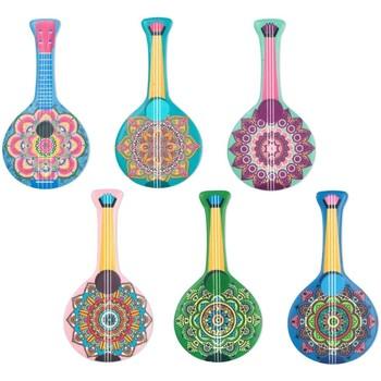 Dom Kipci in figurice Signes Grimalt Magnetni Mandolin Set 6U Multicolor