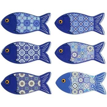 Dom Kipci in figurice Signes Grimalt Magnetna Fish 6U Azul