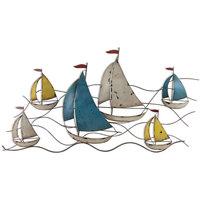 Dom Kipci in figurice Signes Grimalt Stenski Okras Multicolor