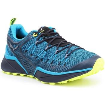 Čevlji  Moški Pohodništvo Salewa MS Dropline 61368-8376 blue