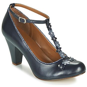 Čevlji  Ženske Salonarji Cristofoli JULY Modra
