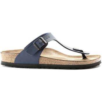 Čevlji  Moški Japonke Birkenstock 143621 Modra