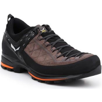 Čevlji  Moški Pohodništvo Salewa MS MTN Trainer 2 61371-7512 brown, black