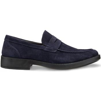 Čevlji  Moški Mokasini Docksteps DSM101602 Modra