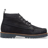 Čevlji  Moški Polškornji Docksteps DSM105302 Modra