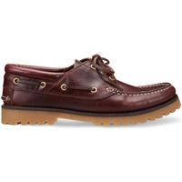 Čevlji  Moški Mokasini & Jadralni čevlji Docksteps DSM237100 Rdeča