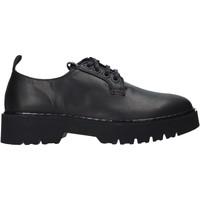 Čevlji  Moški Čevlji Derby OXS OXM101400 Črna