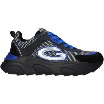 Čevlji  Moški Nizke superge Alberto Guardiani AGM003601 Črna