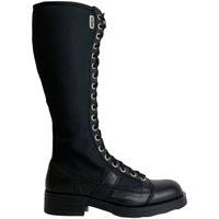 Čevlji  Ženske Polškornji OXS OXS101168 Črna